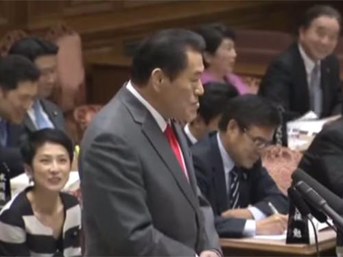 アントニオ猪木、国会でUFOの質問! 日本はUFO後進国