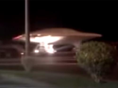 エリア51の地球製UFO? トレーラーで運ばれる巨大な円盤の正体は?