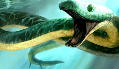 UMAセルマを撮影! 正体はノルウェー・セヨール湖の巨大蛇