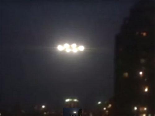 強い光を放つUFOが、ミシガン州とニュージャージー州に出現!