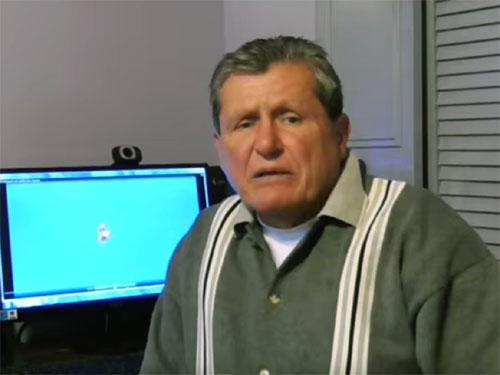 UFOを召還する男、ロバート・ビンガム氏