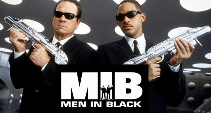 映画MIB メン・イン・ブラックのイメージ写真