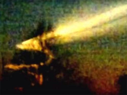 超巨大な怪光がロシア上空に出現 6