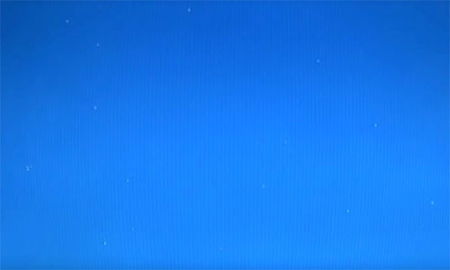 テレビ朝日屋上に現れた大量のUFOフリート