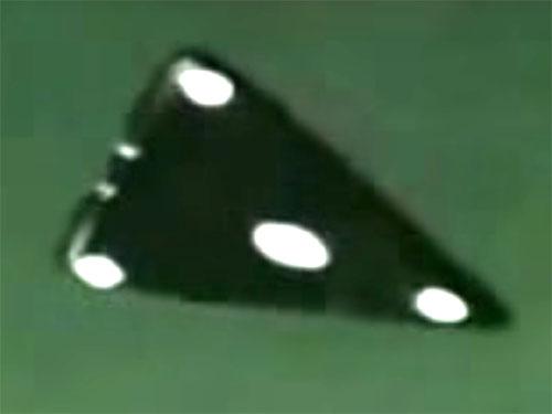 アメリカの最新鋭反重力戦闘機TR-3B