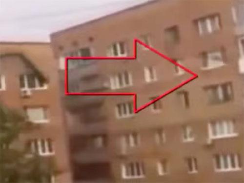 ロシアの超巨大生物・クモ男3