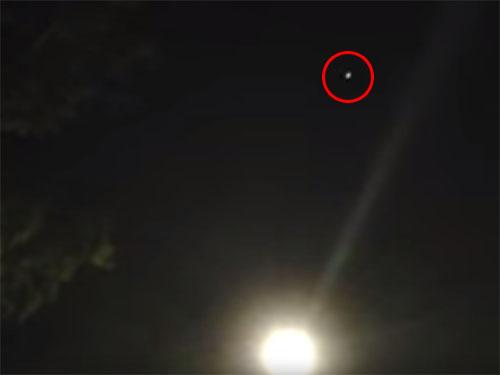 オカルト研究家の山口敏太郎、UFOの撮影に成功! 千葉県船橋市の公園