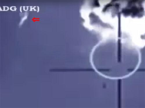 UFOがイスラエル戦闘機に撃墜される 3