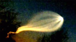 超巨大な怪光、ロシアに出現! 前代未聞の巨大UFOか?
