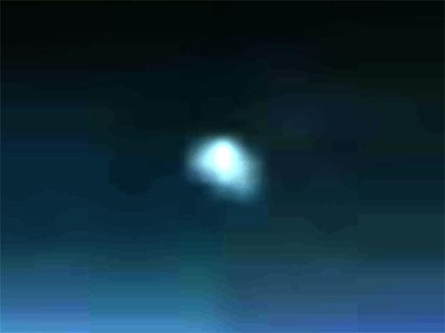 ISSの近傍を通過したと言われる未確認飛行物体
