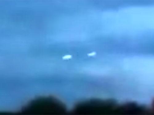 UFOがブラー(Blur)のコンサートに出現2