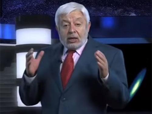 UFOジャーナリストのハイメ・マウサン氏