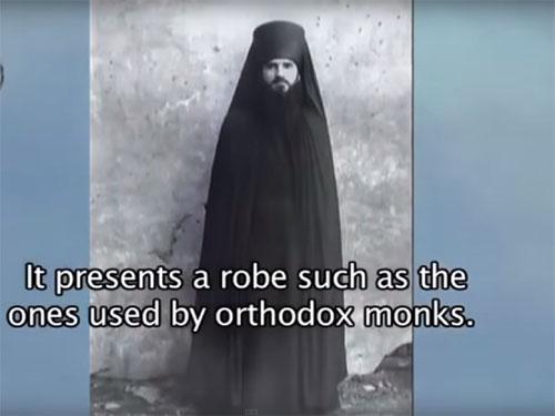 修道士の服装