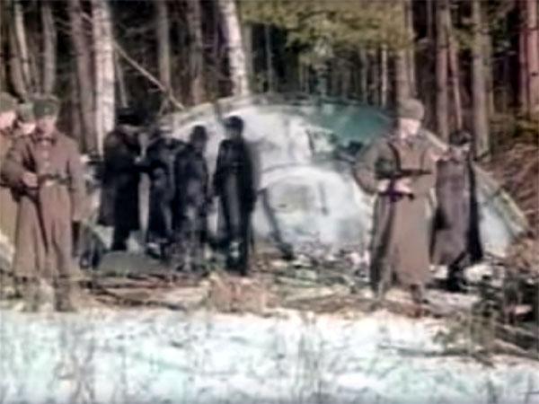 ロシアのUFO墜落事件(ベレゾフスキー事件)1