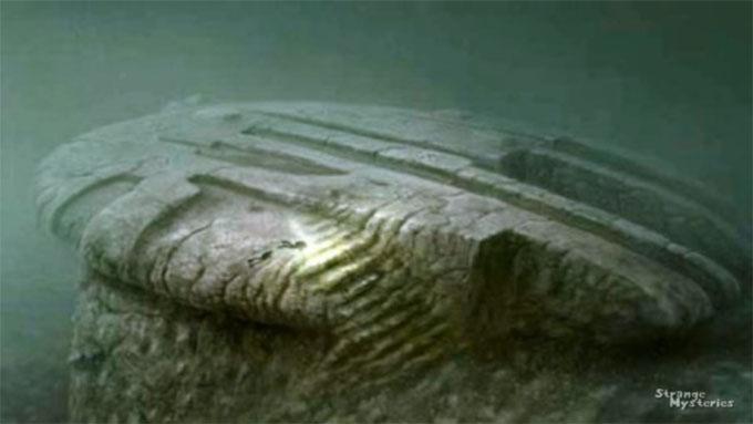 バルト海の異物