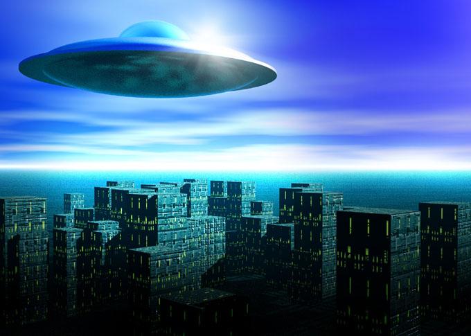 UFO目撃