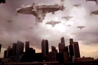 世界の都市に現れるUFOフリート、千葉上空でも目撃される!