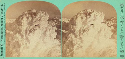 世界最古のUFO写真、ニューハンプシャー州ワシントン山