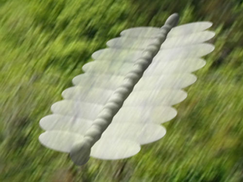 UMAスカイフィッシュの正体! 「羽虫の残像」とも限らない! 六甲山のスカイフィッシュは龍神様だった?