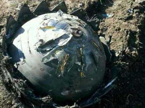 中国に落下したUFOの正体は、ロシアの通信衛星?