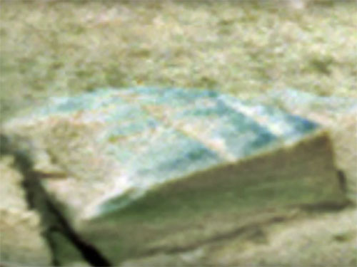 火星に聖書? NASA火星探査機の画像に発見される!