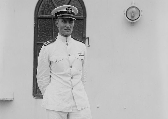 リチャード・バード海軍少将