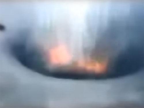 地球空洞説を証明する驚愕映像! これが地底国アガルタの入口か? スノーデンは地底人の存在を暴露!