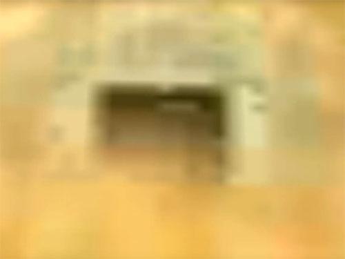 グーグルマーズで発見された火星地表のゲート