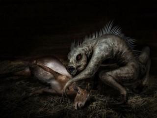 UMAチュパカブラの水死体! パラグアイで発見され、TVでも大きな話題に!
