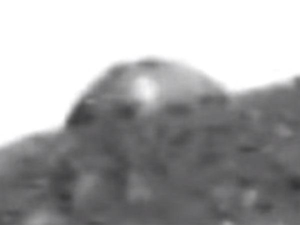 火星にドームの建造物を発見! NASAの火星探査車オポチュニティが撮影2
