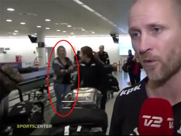 神隠しの瞬間をTVカメラが捉えた? 生中継で突然、画面から女性が消えた事件!