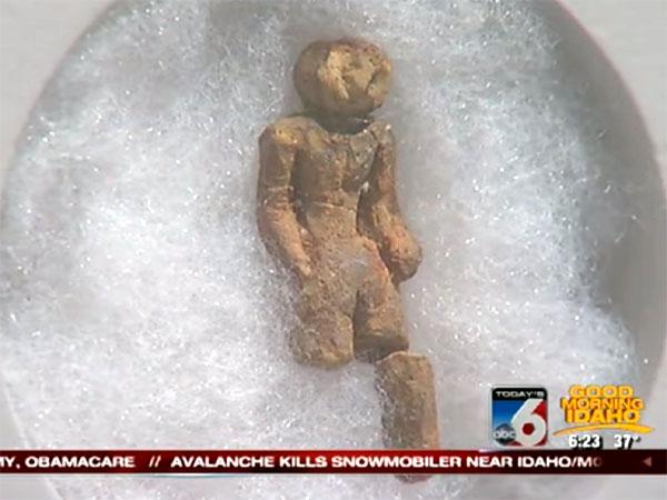 200万年前の粘土像のミステリー! 進化論では語れない人類史の謎とは?
