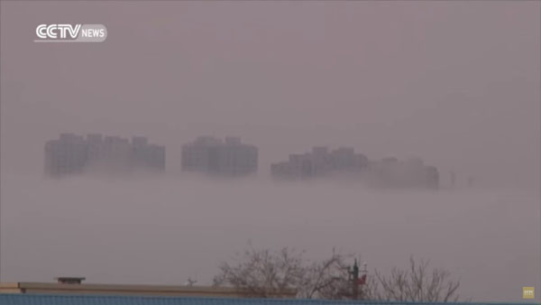 中国に現れた天空都市1
