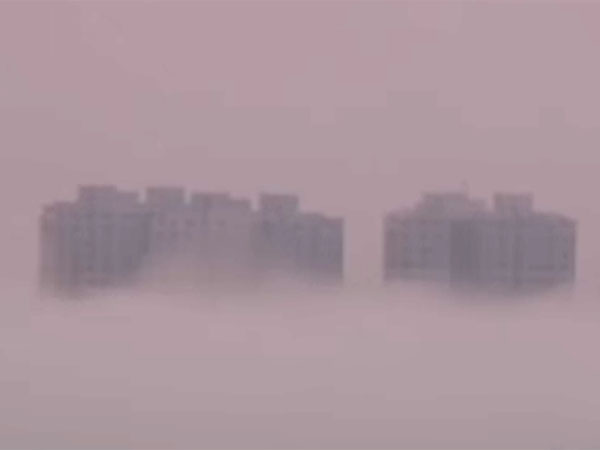 中国に現れた天空都市