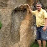2億年前の巨人の足跡! 巨人族ネフィリムが実在した証拠か?