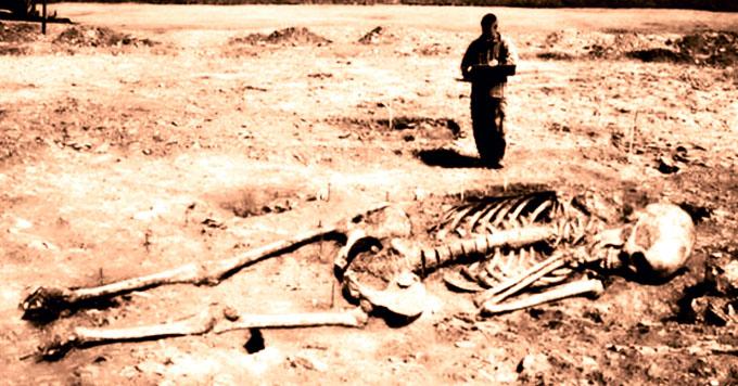 ネフィリムの骨