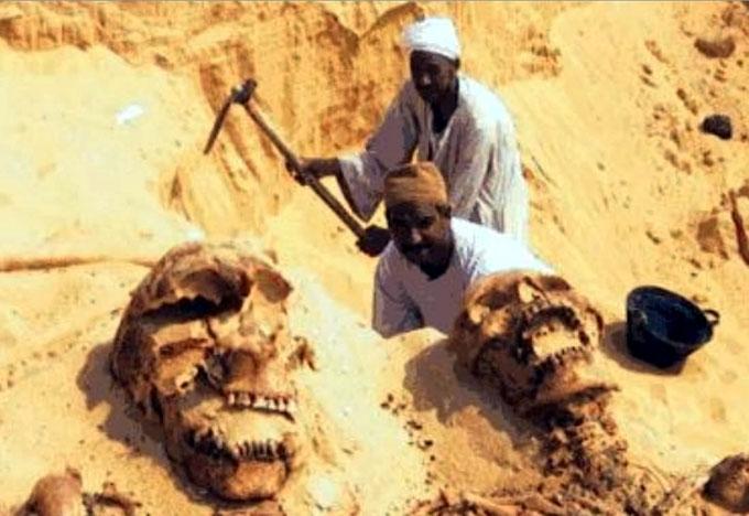 ネフィリムの発掘