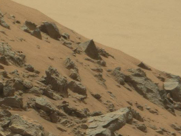 火星のピラミッド1