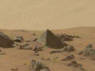 火星に数々のピラミッド! ピラミッドの起源は、火星文明にある?