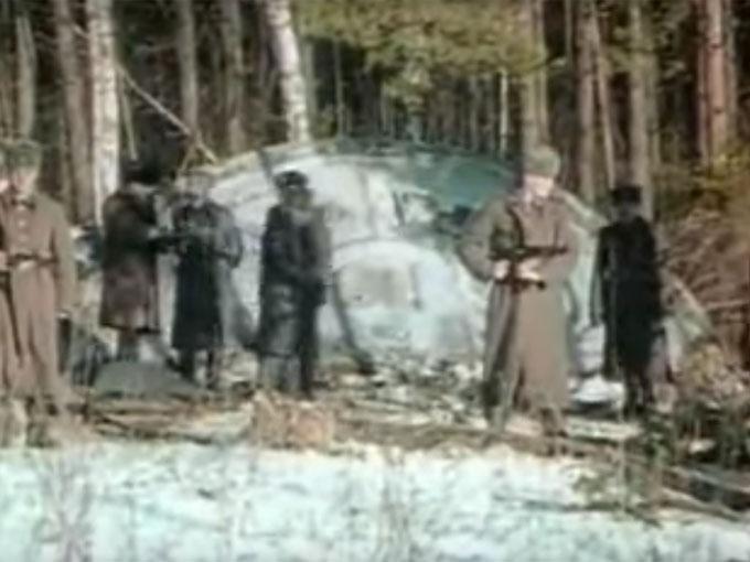 ロシアにUFOが墜落したベレゾフスキー事件の写真