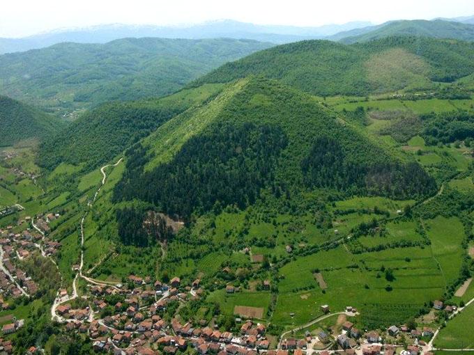 ボスニアの太陽のピラミッド