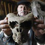 惑星ニビルのアヌンナキか? 角を持つ宇宙人の頭蓋骨! ナチス・ドイツが隠した遺物の謎