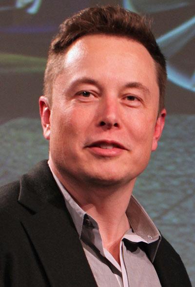 スペースX社のイーロン・マスク氏(Elon_Musk)