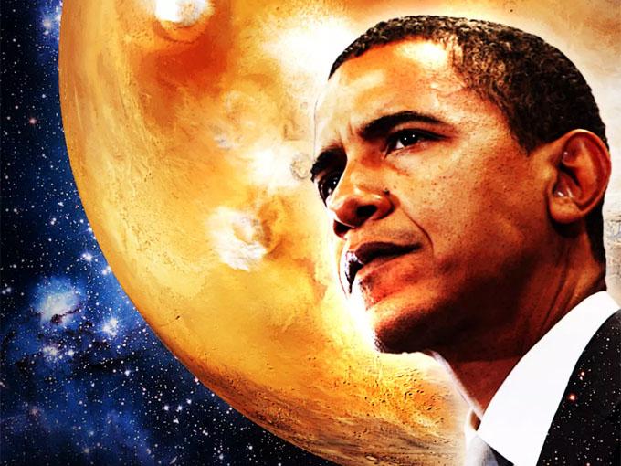 プロジェクト・ペガサスに参加していたオバマ大統領