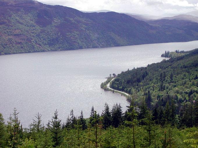 ネス湖 Loch-ness