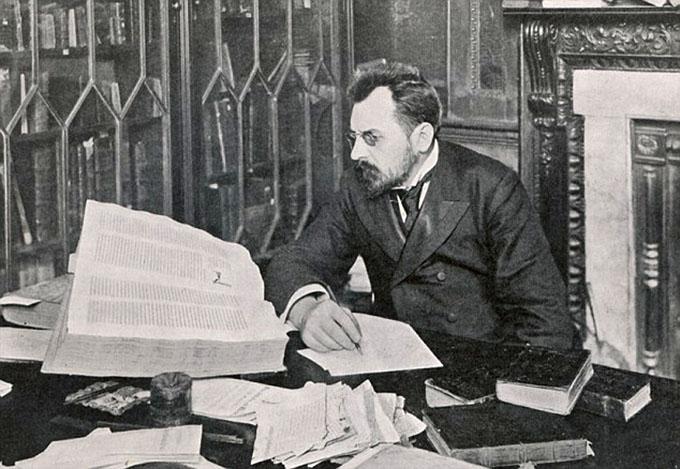 ウィルフリッド・ヴォイニッチ Wilfrid Michael Voynich