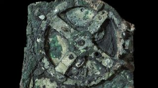 アンティキティラ島の機械は、2千年以上も昔の天文観測機のオーパーツ! その原型が火星で発見された!