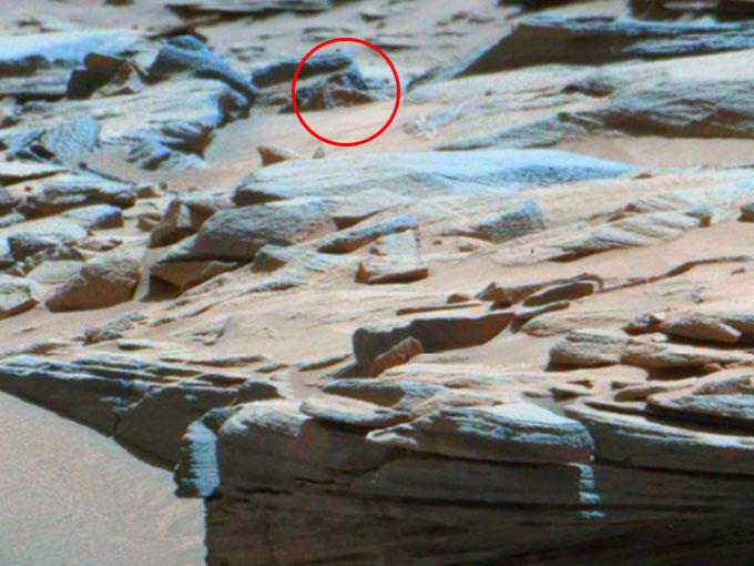 火星で発見されたアンティキティラ島の機械