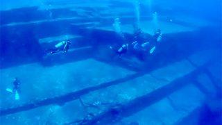 与那国島の海底遺跡の巨石は、本当に古代遺跡か? 陸上にも謎の巨大人面岩が存在した!