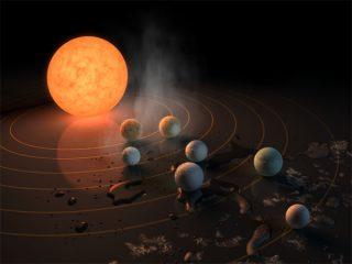 太陽系外の3つの惑星に生命が棲息する可能性! NASAの重大発表! 第二の地球に宇宙人がいるとしたら?